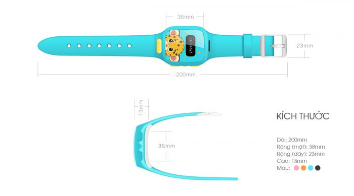đồng hồ thiết kế nhỏ gọn và thời trang