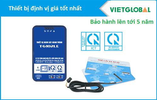 thiết bị giám sát hành trình VietGlobal