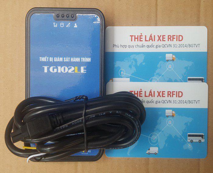 thiết bị giám sát hành trình TG102LE