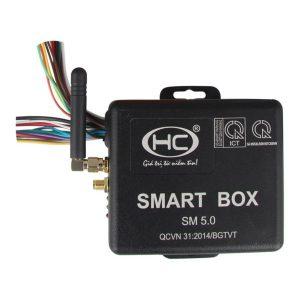 định vị ô tô smart box sm 5.0