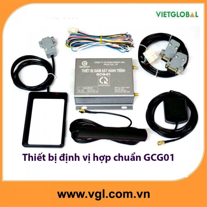 Thiết bị giám sát hành trình GCG01