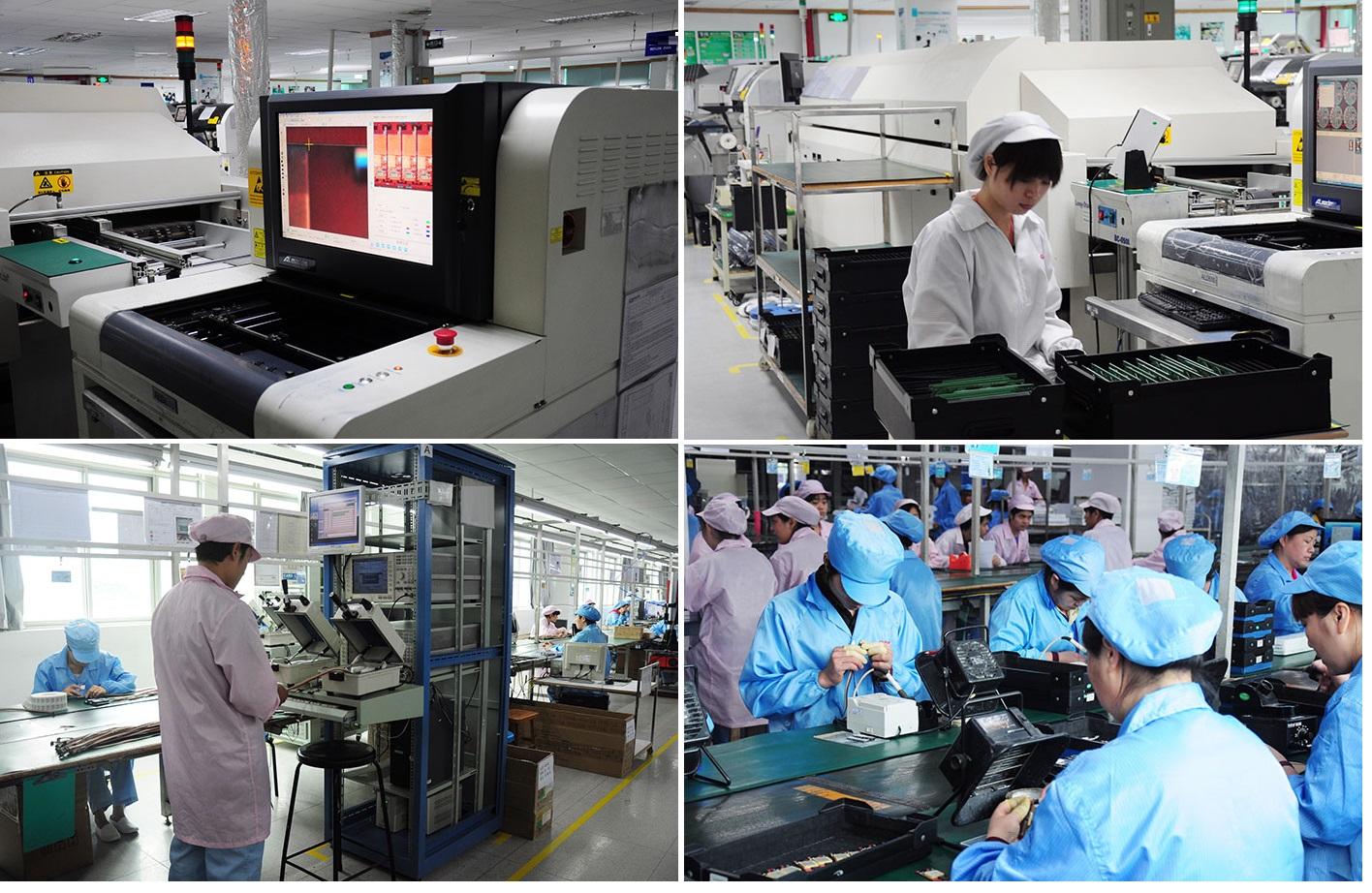 xưởng sản xuất định vị ô tô xe máy