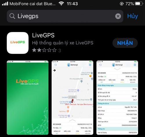 tải app định vị iphone vietglobal